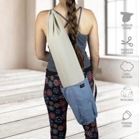 Bolsa porta esterilla yoga BAGGU - Denim