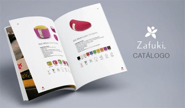 Descargar catálogo ZAFUKI - Yoga y meditación